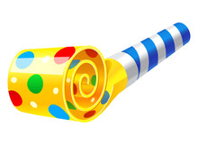 Party Horn Blower