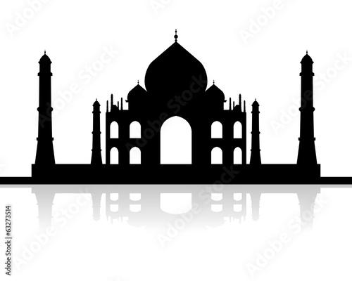 Photo Taj Mahal