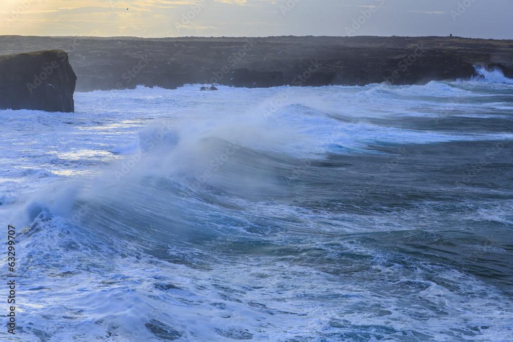 Iceland Nature - obrazy, fototapety, plakaty