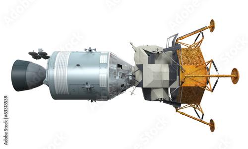 Photo Apollo Module Docking