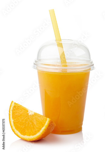 Foto op Aluminium Sap Fresh orange juice