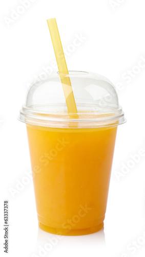 Poster Sap Fresh orange juice
