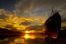 Loch Eil Wreckship
