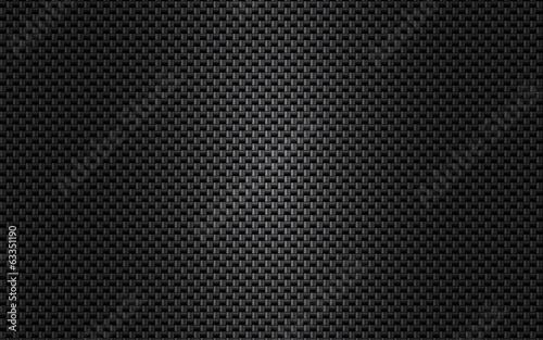 Enrichie carbone Fototapet