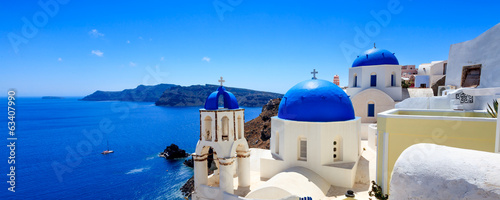 Papiers peints Santorini Oia Santorini Greece Europe