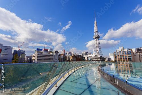 Photo  Nagoya TV Tower