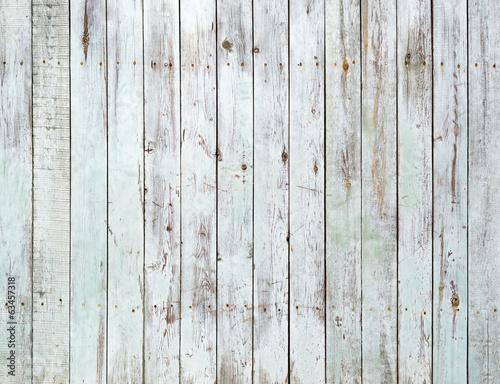 Papiers peints Bois Vintage white wooden wall background