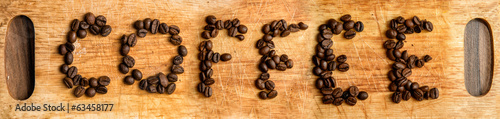 Kaffeeinspiration in Braun