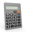 Electronic calculator.