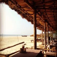 Beach Bar, Benaulim, Goa