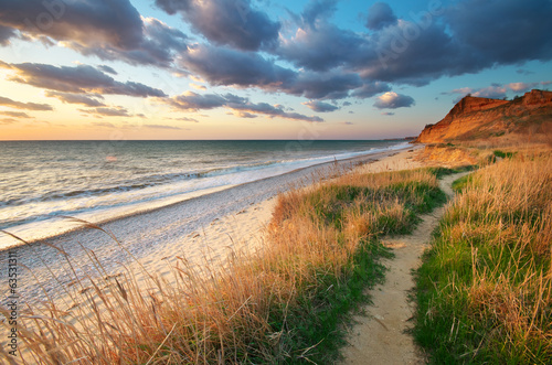 Canvas Print Beautiful seascape