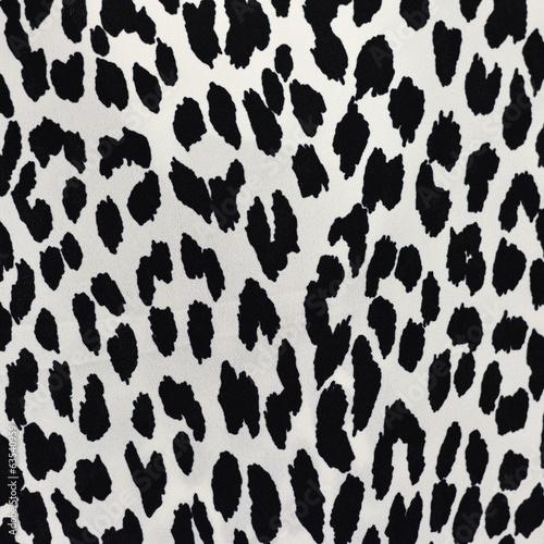 Poster Leopard leopard pattern