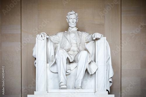 Foto  Statue of Abraham Lincoln