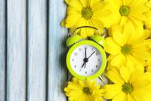 Alarm Clock And Beautiful Flow...