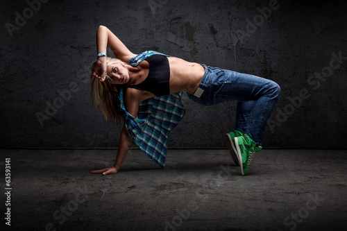 Láminas  Baile hip hop