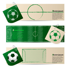 Label Set Of Three With Soccer...