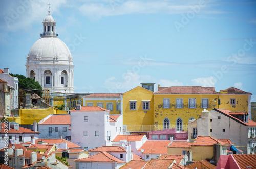 Aluminium Prints Wild West Lisbon, Portugal