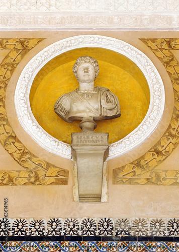 Marcus Antonius, the roman general Poster