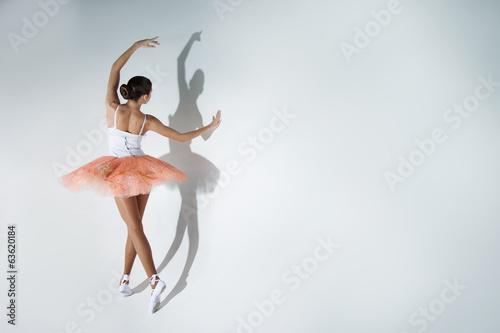 fototapeta na szkło balet wydajność