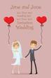 Мультфильм свадебная фотография, приглашение