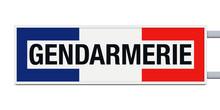 Panneau - Gendarmerie