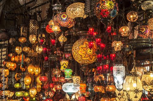 Bazaar Lanterns
