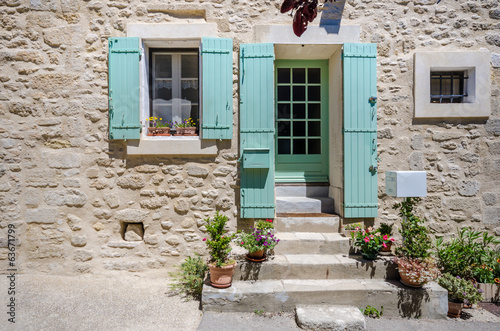 Fototapeta drzwi   wejscie-do-budynku-mieszkalnego