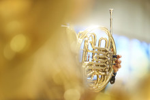 French Horn With Fingers, Valv...