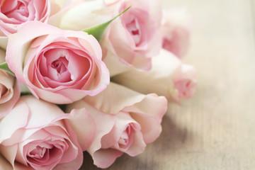 Fototapeta na wymiar Pink Roses