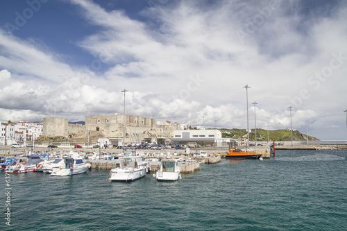 Fotografía  Puerto de Tarifa, Cádiz, España