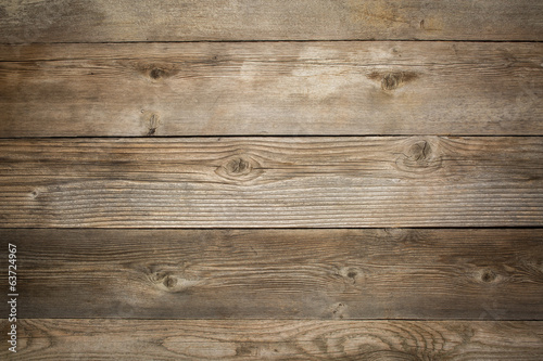 Poster Hout rustic weathered wood background
