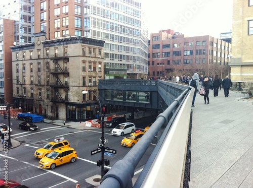 Photo  Mirador en el High Line, Manhattan