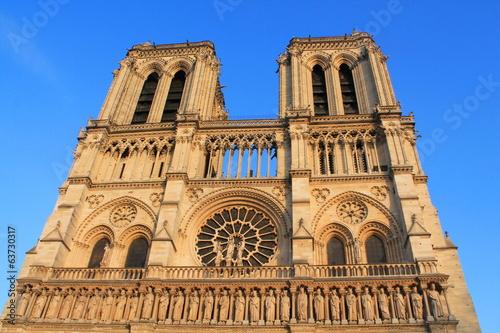 Fotografia  Cathédrale Notre Dame de Paris