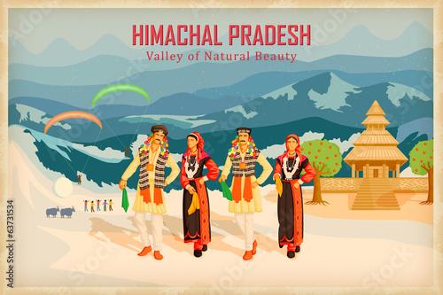 Valokuva  Himachal Pradesh