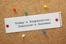 Preparation Leads To Success C...