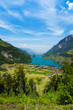 Landscape view near Alps in Grindelwald