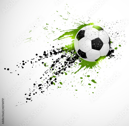 Photo  Soccer design