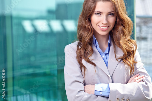 Photo  Real Estate Agent Woman
