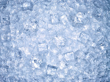 Ice Cube Background Cool Water...