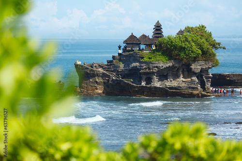 Papiers peints Bali Bali temple Tanah Lot, Indonésie