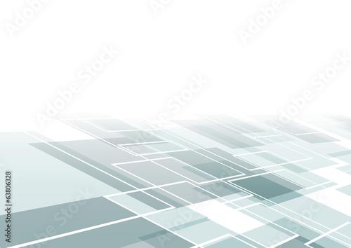 Fotografering  Modern flying tile background template