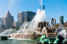 Buckingham Memorial Fountain I...
