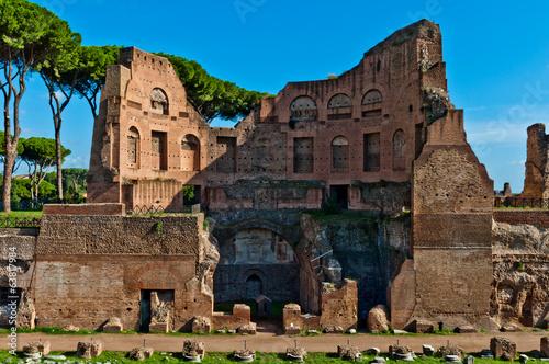 Fényképezés  The Stadium of Domitian in Rome