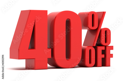 Papel de parede  40 percent off promotion