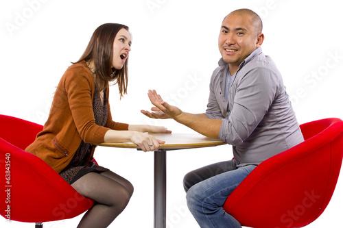 Interrassische Datierung asiatisch männlich