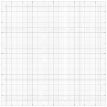 Square Grid Millimetre Graph P...