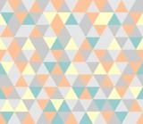 Dachówka owijania płaskiej powierzchni trójkąt tło wektor - 63858738
