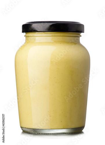 Mustard Billede på lærred