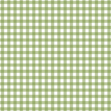Green Tablecloth Pattern