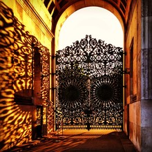 Wellington Arch At Sunset, London, UK